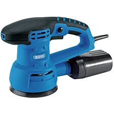 Draper 125mm Random Orbit Sander - 430W
