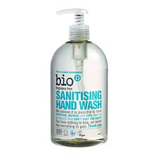 Bio-D Fragrance Free Sanitising Hand Wash - 500ml