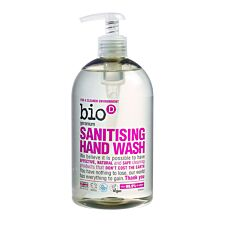 Bio-D Geranium Sanitising Hand Wash - 500ml