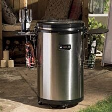 Stainless Steel 50L Electric Drinks Cooler