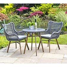 LG Outdoor Santa Fe 2 Seat Dining Set
