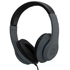 ROAM Colours On Ear Plus Headphones - Black