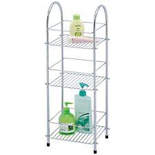 Sabichi Freestanding 3-Tier Storage Rack - Chrome