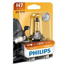 Philips Vision H7 Car Headlight Bulb