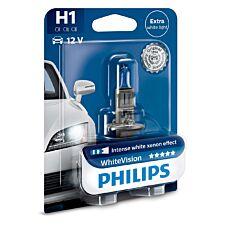 Philips WhiteVision H1 Car Headlight Bulb