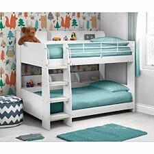 Julian Bowen Domino Bunk Bed - White