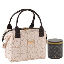 Beau & Elliot Oyster Convertible Lunch Bag & Food Flask