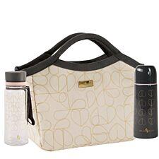 Beau & Elliot Oyster Lunch Handbag Set