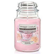Yankee Candle Home Inspiration Sugared Blossom Jar Candle