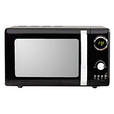Daewoo Kensington 20L 800W Digital Microwave - Black