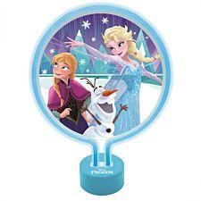 Lexibook Disney Frozen II Neon Lamp