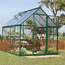 Palram Hybrid Greenhouse - Green