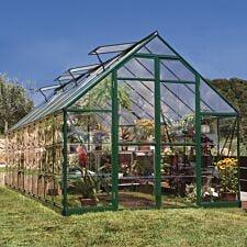 Palram Balance Greenhouse - Green