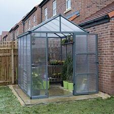 Palram Glory Greenhouse - Grey