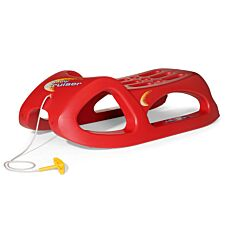 Rolly Toys Snow Cruiser Sledge - Red