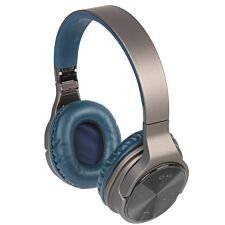 Intempo Opulence WDS25 Wireless Bluetooth Headphones - Gold/Navy