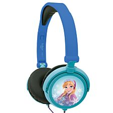 Lexibook Disney Frozen II Foldable Headphones with Volume Limiter