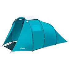 Pavillo Family Dome 4 Person Tent - (3.05 + 0.95) x 2.55 x 1.80m