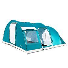 Pavillo Family Dome 6 Person Tent - 4.9 x 3.80 x 1.95m