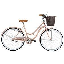 "Barracuda Lacerta Heritage Bike  Single Speed, 26"" wheels, 19"" Frame - Rose Gold"