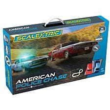 Scalextric American Police Chase
