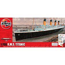 Airfix RMS Titanic Large Gift Set