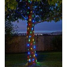 Smart Garden 100 Multi-Coloured Firefly String Lights