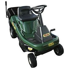"Webb 76cm (30"") Ride-On Lawnmower with Collector"