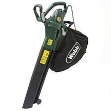 Webb 2.8kw Electric Garden Blower & Vacuum