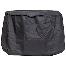 La Hacienda Premium Firepit Cover Large - Black