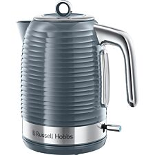 Russell Hobbs Inspire 1.7L 3000W Kettle - Grey