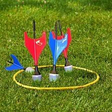 Giant Garden Lawn Darts Target Ring Game