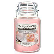 Yankee Candle Home Inspiration Large Jar Candle - Rose Lemonade