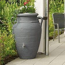 Garantia Antique Amphora 250L - Dark Granite