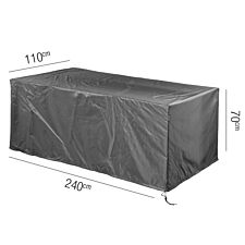Table Aerocover 240 x 110 x 70cm