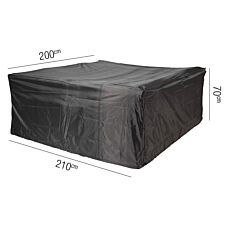 Lounge Set Aerocover 210 x 200 x 70cm