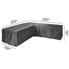 Lounge Set Aerocover L-Shape 270 x 270 x 100 x70cm