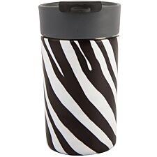 Beau and Elliot Vibe White Insulated Travel Mug - 300ml