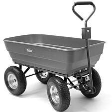 The Handy 200kg (440lb) Poly Body Garden Trolley