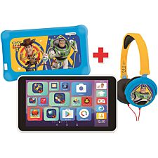 "Lexibook LexiTab Master 7"" Kids Tablet with Disney Toy Story 4 Case & Headphones"