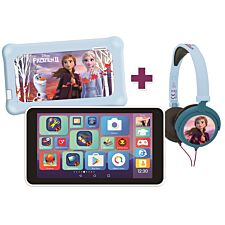 "Lexibook LexiTab Master 7"" Kids Tablet with Disney Frozen II Case & Headphones"