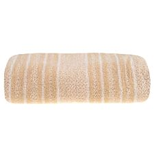 Allure Stripe Bath Sheet - Stone