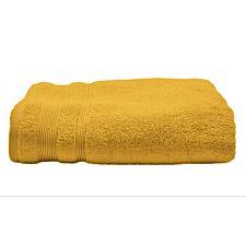 Allure Zero Twist Bath Sheet - Mustard