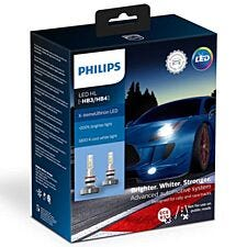 Philips X-tremeUltinon LED Gen2 HB3/4 Bulb Twin Pack