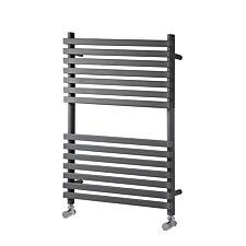 Towelrads Oxfordshire Ladder Towel Rail Radiator - Anthracite
