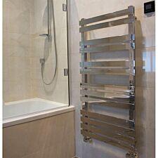 Towelrads Octagon Ladder Towel Rail Radiator