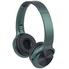 Intempo Urban WDS 180 Bluetooth Foldable Headphones - Green