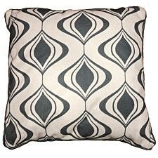 Greenhurst Elegance Square Scatter Cushion - Natural