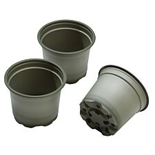 Garland 12cm Bio-Based Growing Pots - 5 Pack