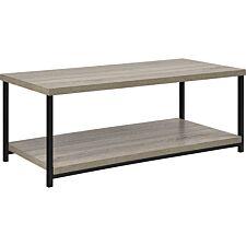 Dorel Elmwood Coffee Table - Grey Oak